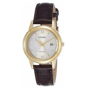 a56cab6c1023 Reloj Citizen FE1082-13A para Dama-Marrón
