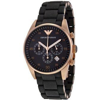bbf9d51e648a Compra Reloj Emporio Armani AR5905 Para Hombre - Negro online ...