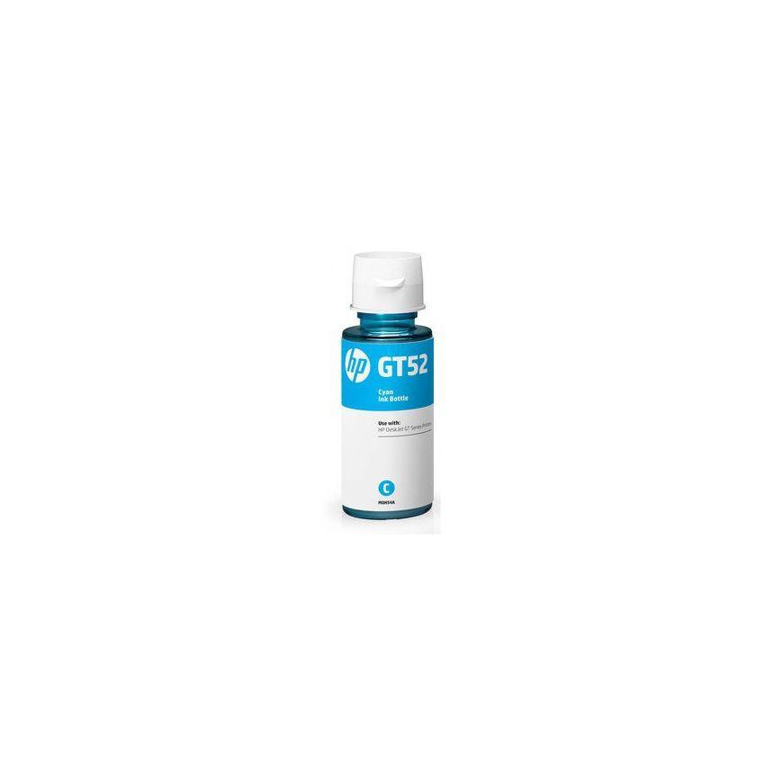 Botella de Tinta HP GT52-Cian