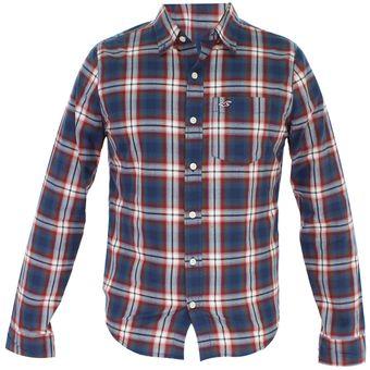 Compra Camisa Hollister Leñador Multicolor Hombre online  f6e6d6b76e4de