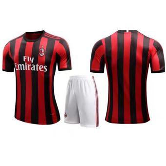 Compra Conjunto De Camiseta Y Pantalones Corto De Fútbol Para Niños ... 6d20a1a634ddb