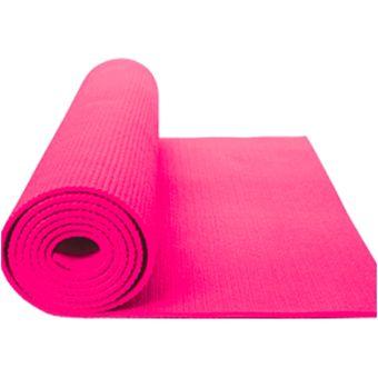 Compra Colchoneta Mat Yoga Pilates Tapete Gimnasio 3mm 3 Colores K6 ... 7bb8af385463