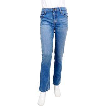da108e76b Pantalón Mezclilla Innermotion Jeans Para Niña 7104 Corte Skinny - Azul
