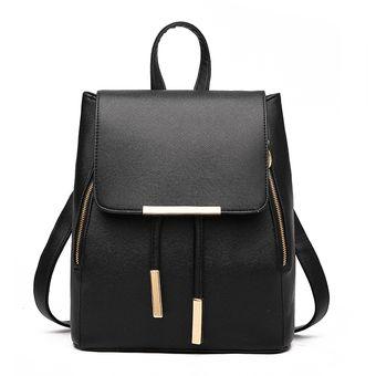 eb819ec29 Mochilas en Bolsas Carteras Maletas Y Mochilas Escolares Backpack-Negro
