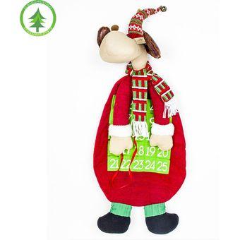 Dibujos De Navidad Creativos.Navidad Muneca Creativa Muneca Calendario De Dibujos Animados Elk