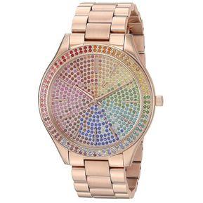 ea879b93c35b Reloj Michael Kors MK3890 Para Dama - Oro Rosa