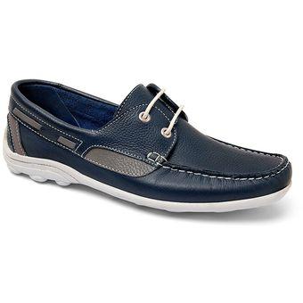 Zapatos azules casual para hombre kY1atPe