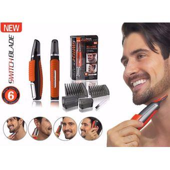 Compra Maquina Afeitadora Cortadora Micro Touch SwitchBlade online ... 4478cf623447