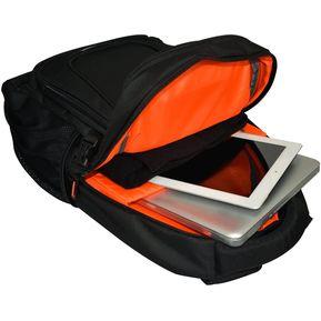 845a87f6e Mochila Morral Para Laptop Y Portátiles Ecology Mod. Shanghai - Negro