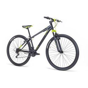 Bicicleta Mercurio KAIZER R29 MTB Negro Verde 2018 6b866b30656