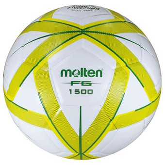 Compra Bal¢n Futbol Forza F4g 1500 No.4 Molten-Amarillo Verde ... 62ad433ae3c92