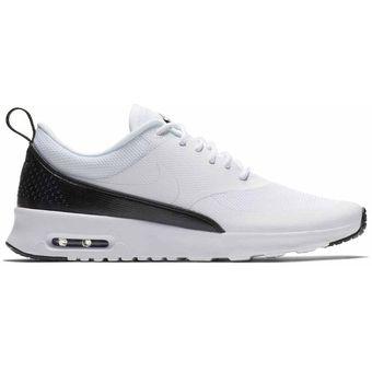 Air Nike Thea Zapatillas Deportivas Max Beige Mujer hrCsQtxd
