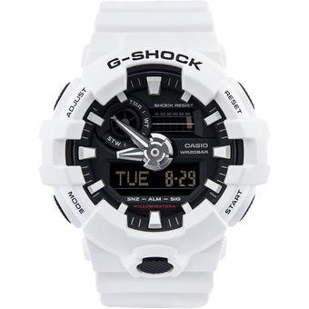 29cfb40609d3 Compra Reloj Casio G-Shock GA-700-7A Analógico Y Digital Hombre ...
