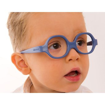 56cb0123fe Monturas Para Bebé 8 A 24 Meses Miraflex Flexible Y Segura En Silicona - Gafas  Marco