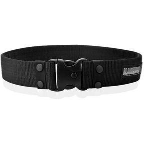 Resistente correa cintura táctica militar la utilidad de seguridad EMT  Tarea Cinturón Negro de cuerda ab01619167ee