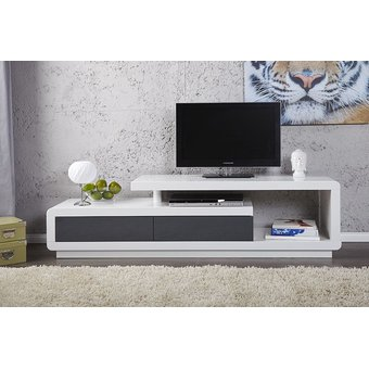 compra mesa de television moderna sistema push 170cm x 40. Black Bedroom Furniture Sets. Home Design Ideas