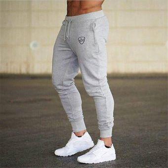 Pantalones De Chándal De Jogging De Moda Para Hombres Deportivos Pantalones d67c546e233f