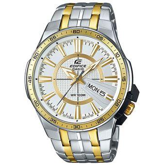 a4f75aec57e9 Compra Reloj Casio Edifice EFR106SG-7A9-Plateado online