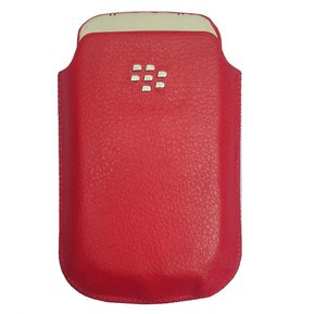 1667a5f177d Funda de cuero original blackberry 8520 8900 9360 9320 9220 9700 9780 9300  9380 9790