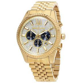 861faa4f3204 Reloj Análogo marca Michael Kors Modelo  MK8494 color Oro para Caballero