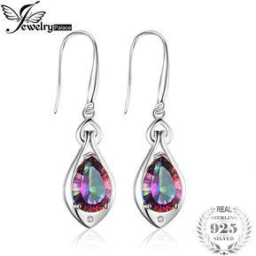 d983f8ce33d2 Pendientes Jewelrypalace Mistico Cuarzo 925 Plata Esterlina