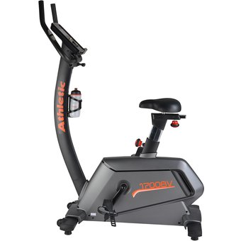 Compra Bicicleta Estática Vertical Athletic 1700BV - Gris online ... 6270884f14189