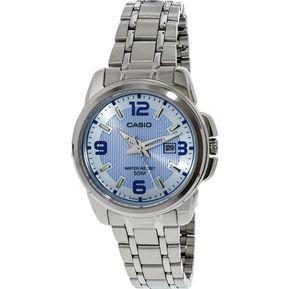 1364b1a6d31b Casio - Reloj para Mujer TP1314D - Plateado