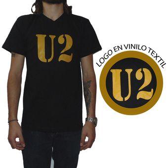 Compra Camisetas Hombre U2 Bogota 2017 The Joshua Tree Tour online ... 8e6f1e8c453dd
