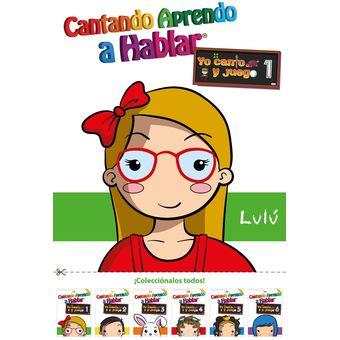 Dvd Yo Canto Y Juego Vol 1 Cantando Aprendo A Hablar Linio Chile Ca746tb1bq656lacl