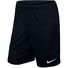 super popular 217bb 20bbe Short Nike Futbol Niño PARK KNIT BOYS - Negro