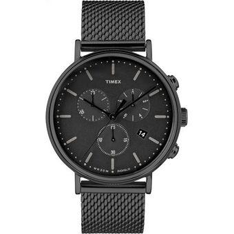 e8b3023229c8 Compra Reloj para Caballero Timex Modelo TW2R27300-Negro online ...