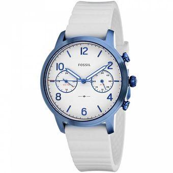 7f2747edfa54 Compra Reloj Fossil Caiden ES4235 Para Dama-Blanco online