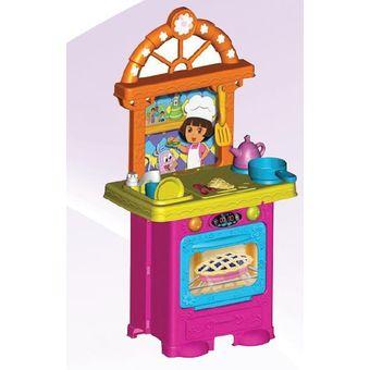 Compra Cocina Aventura Dora Fisher Price online | Linio México