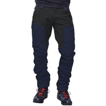 Pantalones Largos Tipo Cargo A La Moda De Varios Bolsillos De Color Para Hombre Pantalones De Trabajo Tacticos Para Hombre Pantalones Secos Rapidos Bq Black Linio Peru Ge582fa0by8lrlpe