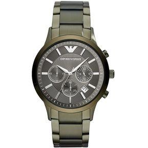 218e7625e392 Reloj Análogo marca Armani Modelo  AR11117 color Verde para Caballero