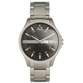 9e4dac3a16d4d Reloj para caballero ARMANI EXCHANGE AX2103, Extensible de metal plateado