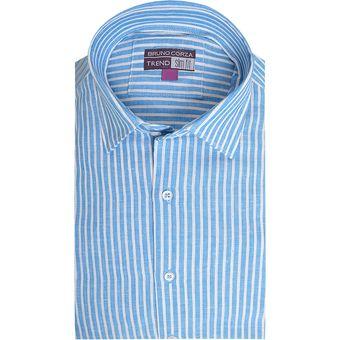 Compra Camisa Bruno Corza Slim Fit online  b99154497c3