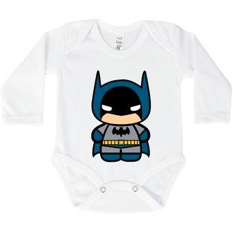 Compra Body Bebé Niño Thg Baby Batman -Blanco online  ddb9f158264
