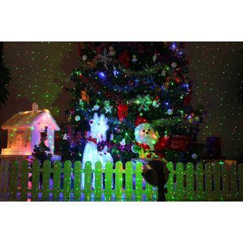 9773abfdbf2 Compra Láser Luz De La Navidad Estrellas Proyector E-Thinker online ...