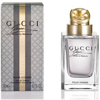 Agotado Perfume Para Caballero Gucci MADE TO MEASURE Eau De Toilette 90 Ml. ef097a9f2b9