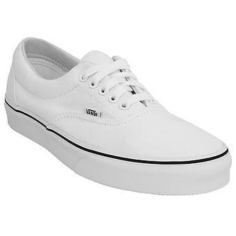 Tenis Vans Era True White Blanco Unisex Vn000ewzw00