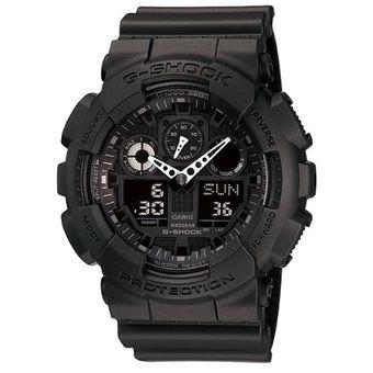c86e03385da1 Compra Reloj Casio G-Shock GA-100-1A1 Analógico Y Digital Hombre ...