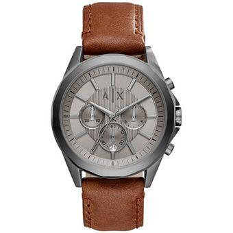 cef761fc6e42 Compra Reloj Armani Exchange AX2605 para Caballero-Café online ...