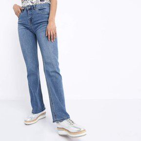 e4364b2339 Jeans Largos University Club para Mujer-Azul