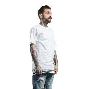 EY FORGIVENESS Camiseta De La Manera De Los Hombres-blanco 0a94b1ade43df