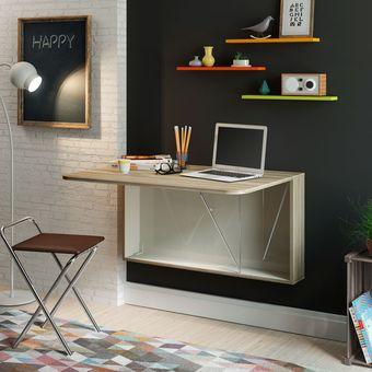 Mesa comedor plegable desayunadora escritorio de for Mesa plegable multiusos