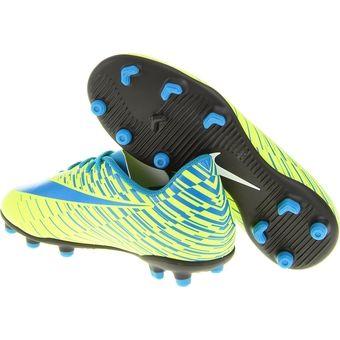 Compra Tenis Fútbol Niño Nike Jr Bravata II FG -Amarillo online ... 4ca19644a39e0