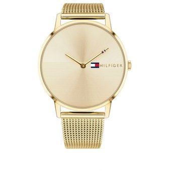 f59c0fca7190 Compra Reloj Tommy Hilfiger 1781972 Dorado Mujer online