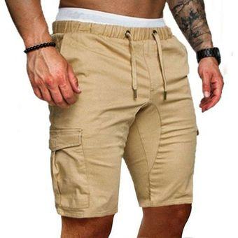 Pantalones Cortos Militares Cargo Para Hombre Pantalones Cortos Tacticos Cargo De Camuflaje Del Ejercito Pantalones Holgados De Trabajo Para Hombre Pantalon Corto Informal De Talla Grande Bermudas Masculinas Wot Linio Chile
