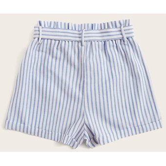Shorts De Moda Para Mujer Pantalones Cortos Elasticos De Venda A Rayas Korte Broek Pantalones Cortos Para Mujer Pantalones Cortos De Spodenki Damskie Para Mujer Szorty Blue Linio Mexico Ge598fa04q41llmx